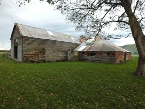 Anama Woolshed has been added onto over its long lifetime