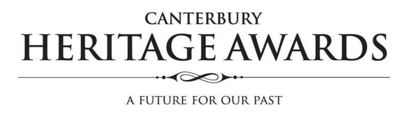 Canterbury Heritage Awards logo 2012