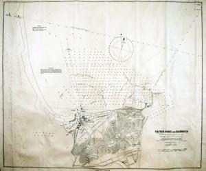 Napier Port and Harbour 1906 (Image MTG 64496)