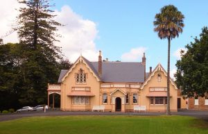 HIghwic (image Heritage New Zealand)
