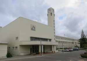 Hutt Civic Centre Town Hall and Clock Tower