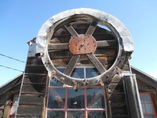 Lifting Tower Wheel