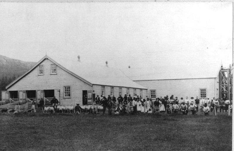 Maraekakaho Pre-1891