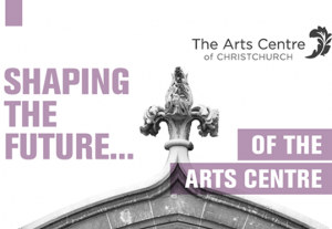 arts centre vision consultation logo